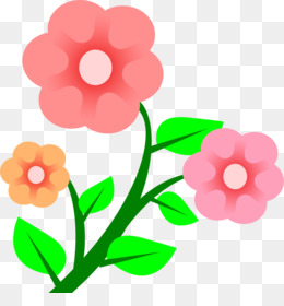 Free Download Flower Spring Free Content Clip Art Pink Flowers