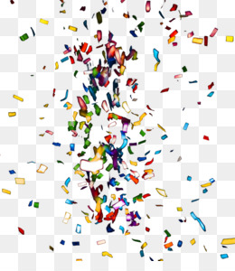 Paper, Confetti, Metal, Square, Triangle PNG image with transparent background