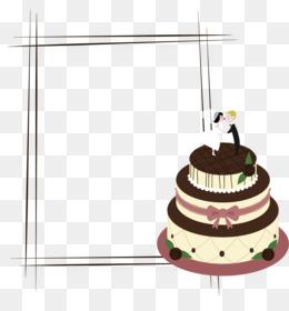 Cake Frame PNG - Cake Frame, Cupcake Frame