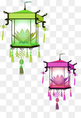 Lantern, Lantern Festival, Encapsulated Postscript, Purple, Table PNG image with transparent background