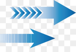 Line, Arrow, Arrowhead, Blue, Triangle PNG image with transparent background
