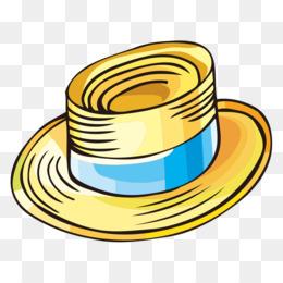 f12d239cc0e Farmer Cowboy hat Clip art - Earthy pull creative hat Free png ...