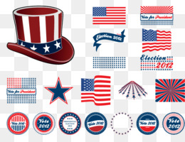 Us Presidential Election 2016, United States, Badge, Brand, Military Rank PNG image with transparent background