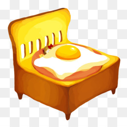 PNG & Fried egg Breakfast Frying Food - Fried eggs png download - 1198 ...