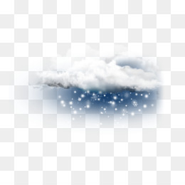 Cloud, Snow, Weather, Blue, Sky PNG image with transparent background