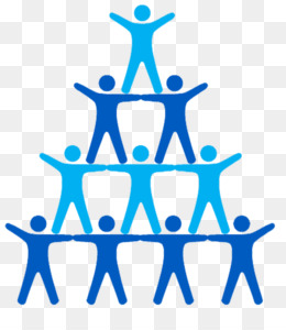 Human Pyramid PNG and Human Pyramid Transparent Clipart Free Download