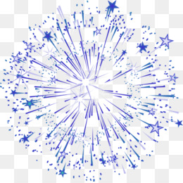 Stars Fireworks, Graphic Design, Fireworks, Blue, Symmetry PNG image with transparent background