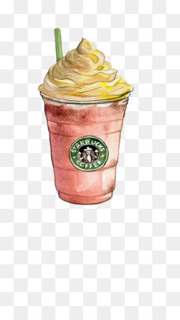 Frappuccino PNG Transparent Clipart Free Download