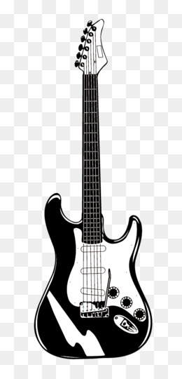 Electric Guitar Electric Guitar Transparent Clipart Free