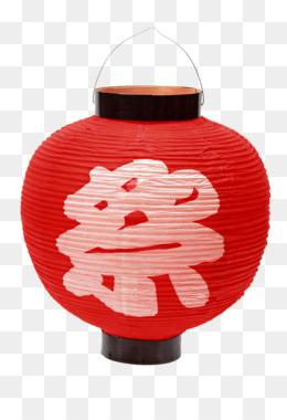 Japan, Lantern, Lantern Festival, Lighting, Red PNG image with transparent background