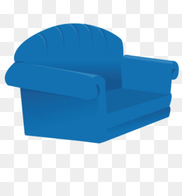 Chair Couch Angle   Blue Sofa Png Download   1500*1501   Free Transparent  Blue Png Download.