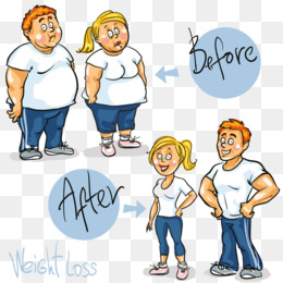 Weight Loss, Cartoon, Royaltyfree, Emotion, Art PNG image with transparent background