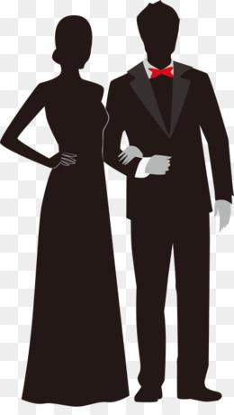 free download prom silhouette clip art vector couple dress elderly rh kisspng com prom clip art 2018 prom clip art 2018