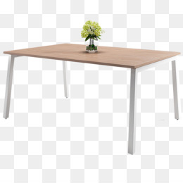 Table Furniture Dining Room   Modern Minimalist Conference Table
