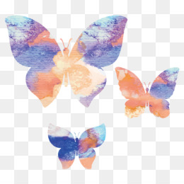 Butterfly, Watercolor Painting, Graphic Design, Pollinator PNG image with transparent background