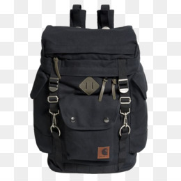 c9a85aee75 Backpack, Carhartt, Bag, Leather PNG image with transparent background