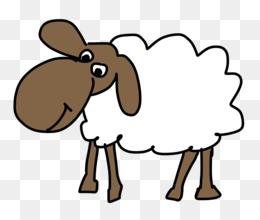 sheep lamb and mutton clip art baby sheep cliparts png download rh kisspng com sheep cartoon clipart free free sheep clipart black and white