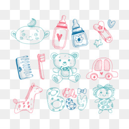 Drawing, Toy, Infant, Pink, Text PNG image with transparent background