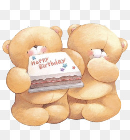 Free download bear forever friends birthday greeting card clip art free download bear forever friends birthday greeting card clip art two bears png m4hsunfo