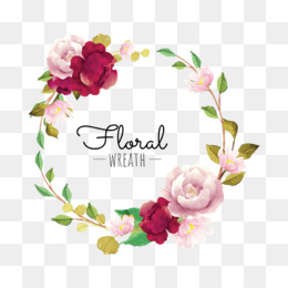 Flower, Wreath, Red, Flora, Rose Order PNG image with transparent background