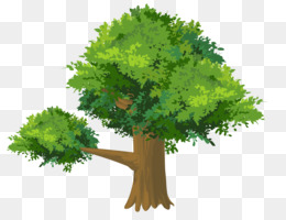 Free Download Cartoon Drawing Tree