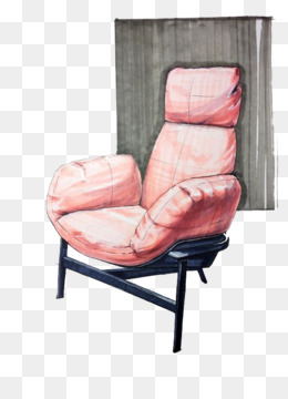 Free download Eames Lounge Chair Industrial design Drawing Interior ...