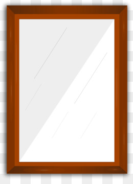 Picture Frames Mirror Clip Art