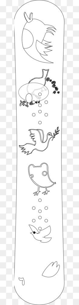 Línea de arte en blanco y Negro para Colorear la Ilustración de ...