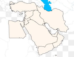 Free Download Middle East Fertile Crescent Western Asia World Map
