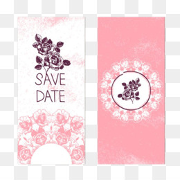 Wedding Invitation, Wedding, Greeting Note Cards, Pink, Text PNG image with transparent background