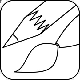 free download brush pencil drawing clip art free thanksgiving