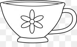 teacup coloring book clip art free hello kitty clipart png rh kisspng com