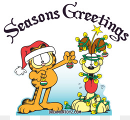 Garfield And Friends PNG Transparent Clipart