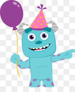 monster party mike wazowski monsters inc clip art monsters rh kisspng com mike monsters inc clipart sully monsters inc clipart