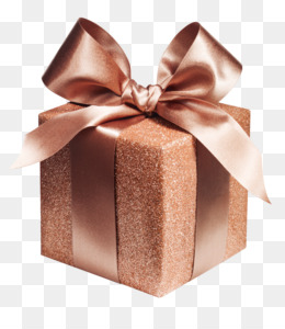 Gold Gift Box Png Gold Gift Box Transparent Clipart Free Download