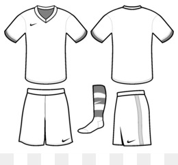 Football Template | Free Download T Shirt Jersey Kit Football Template Blank Soccer