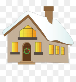 Winter, Download, Snow, Building, Shed PNG image with transparent background