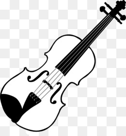violin black and white fiddle clip art viola cliparts png download rh kisspng com  cat and fiddle clipart