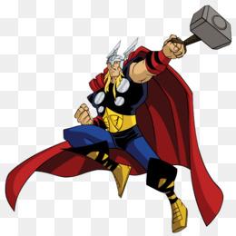 Captain America Iron Man Hulk Thor Cartoon Captain America Png