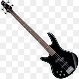 bass guitar png and psd free download bass guitar silhouette rh kisspng com bass guitar clipart black and white Microphone Clip Art