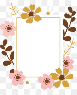 Background Watercolor Frame