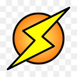 computer icons lightning thunderstorm symbol bolt png download