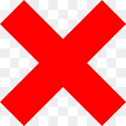 red cross mark png amp red cross mark transparent clipart