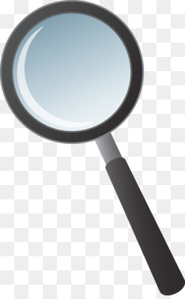 Magnifying Glass Cartoon png download - 1432*912 - Free