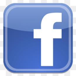 Facebook, Logo, Social Media, Blue, Brand PNG image with transparent background