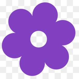 cartoon flower drawing clip art purple flower png download 600 rh kisspng com purple flower clipart png purple flower clipart images