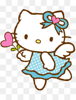 Hello Kitty PNG Transparent Clipart Free Download