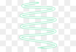 green swirls png