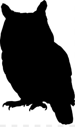 free download owl silhouette clip art owl silhouette cliparts png rh kisspng com Owl Clip Art Black and White Owl Clip Art Black and White