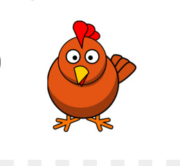 Chicken, Chicken Meat, Cartoon, Food, Artwork PNG image with transparent background